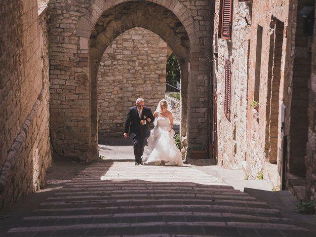 Il matrimonio di Giuseppe e Valentina a Umbertide, Perugia 7