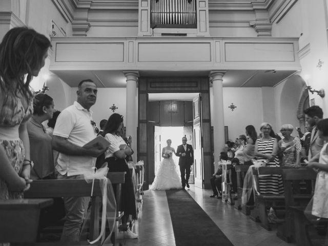 Il matrimonio di Giuseppe e Valentina a Umbertide, Perugia 9