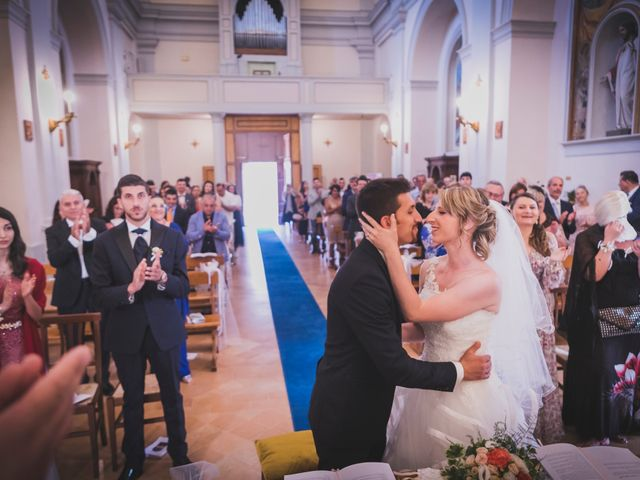 Il matrimonio di Giuseppe e Valentina a Umbertide, Perugia 13