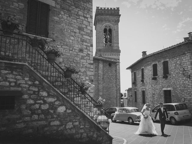 Il matrimonio di Giuseppe e Valentina a Umbertide, Perugia 15