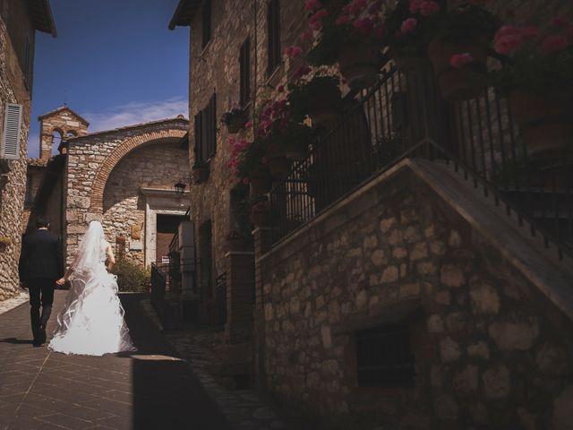 Il matrimonio di Giuseppe e Valentina a Umbertide, Perugia 16