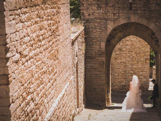 Il matrimonio di Giuseppe e Valentina a Umbertide, Perugia 17