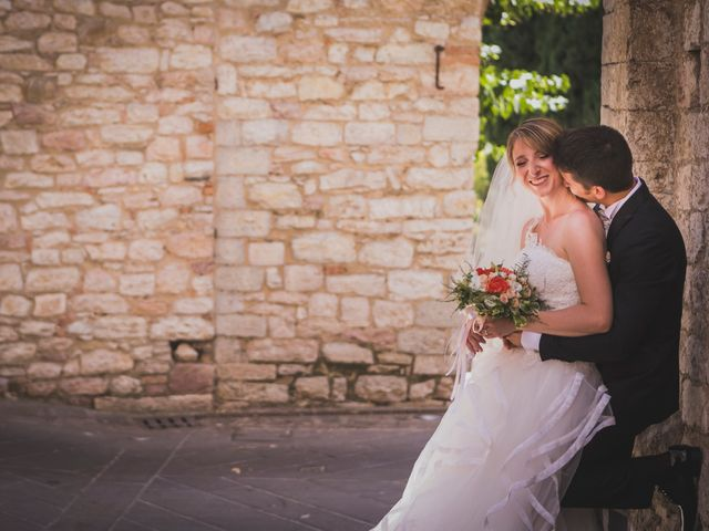 Il matrimonio di Giuseppe e Valentina a Umbertide, Perugia 18