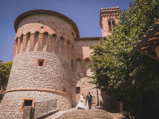 Il matrimonio di Giuseppe e Valentina a Umbertide, Perugia 19