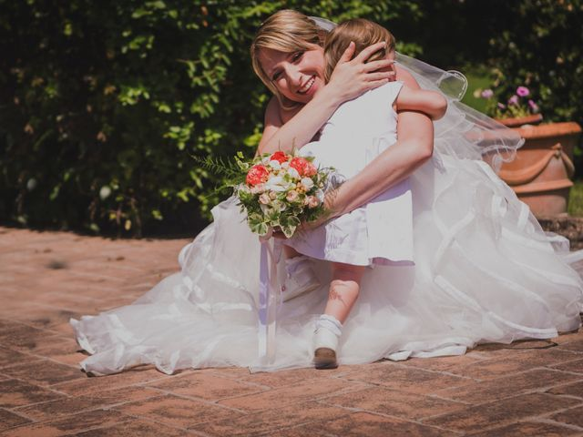 Il matrimonio di Giuseppe e Valentina a Umbertide, Perugia 20