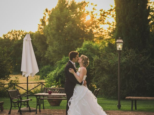 Il matrimonio di Giuseppe e Valentina a Umbertide, Perugia 25