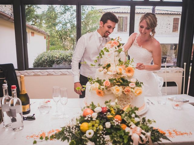 Il matrimonio di Giuseppe e Valentina a Umbertide, Perugia 43