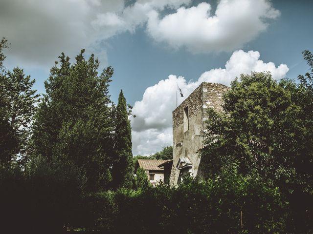 Il matrimonio di Edoardo e Celeste a Roma, Roma 1