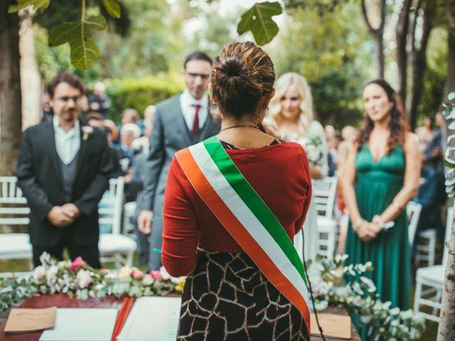 Il matrimonio di Edoardo e Celeste a Roma, Roma 36