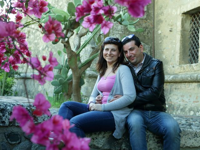 Il matrimonio di Maurizio e Stefania a Messina, Messina 6