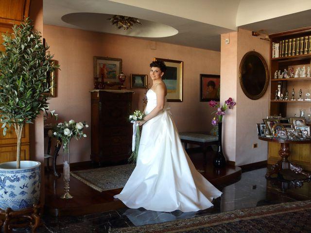 Il matrimonio di Maurizio e Stefania a Messina, Messina 11