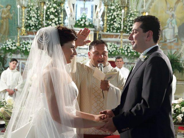 Il matrimonio di Maurizio e Stefania a Messina, Messina 20