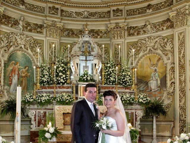 Il matrimonio di Maurizio e Stefania a Messina, Messina 21
