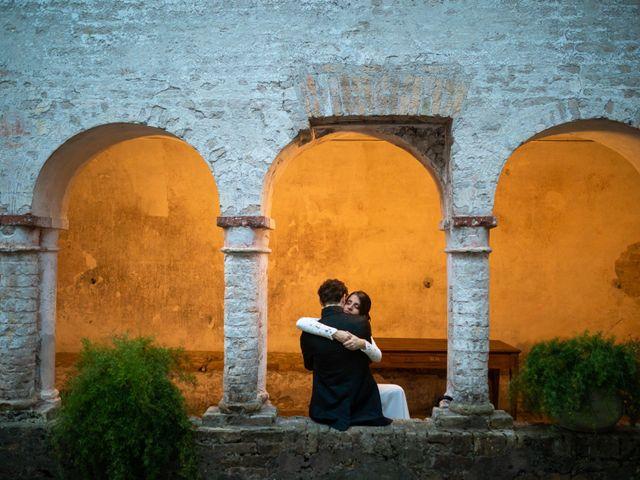 Le nozze di Federica e Stefano