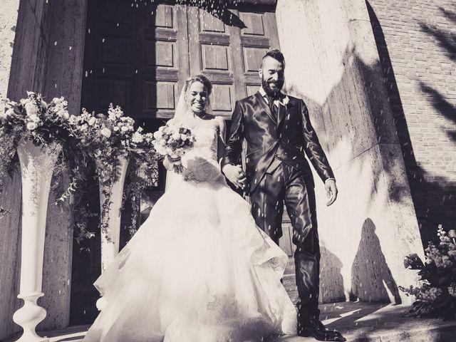 Il matrimonio di Marcello e Federica a Argenta, Ferrara 10