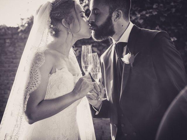 Il matrimonio di Marcello e Federica a Argenta, Ferrara 15
