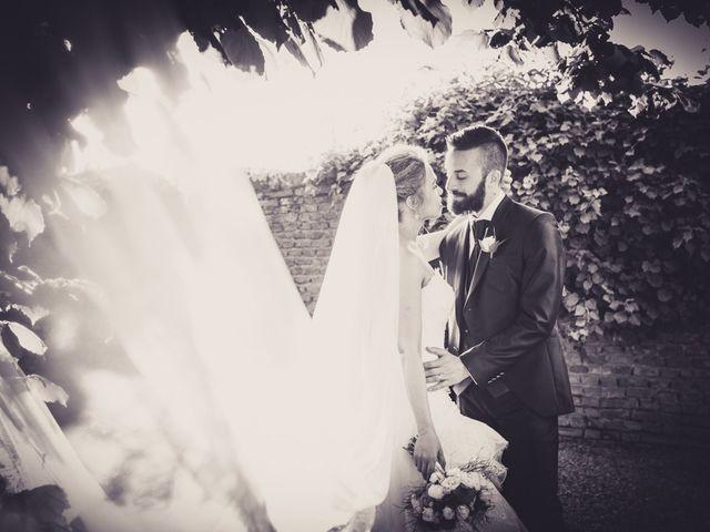 Il matrimonio di Marcello e Federica a Argenta, Ferrara 17