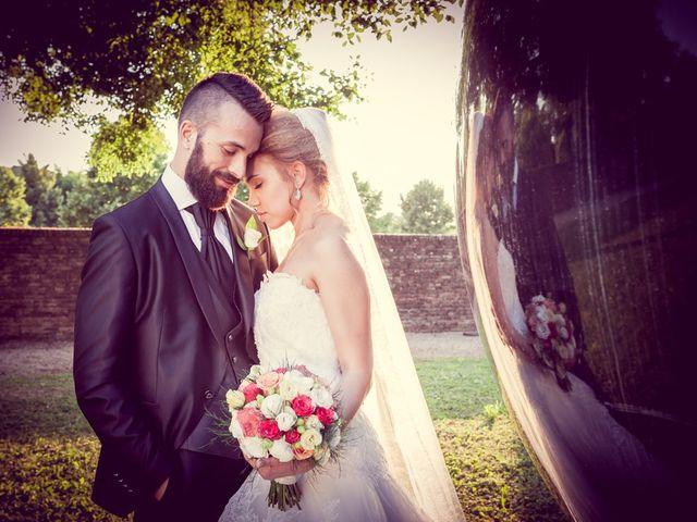 Il matrimonio di Marcello e Federica a Argenta, Ferrara 19