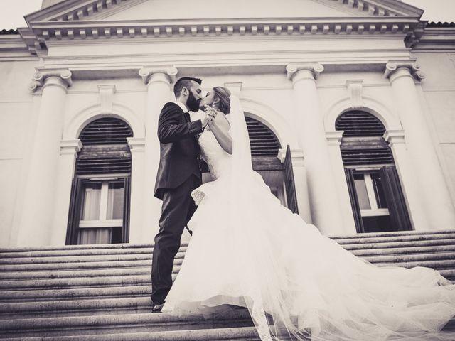 Il matrimonio di Marcello e Federica a Argenta, Ferrara 21