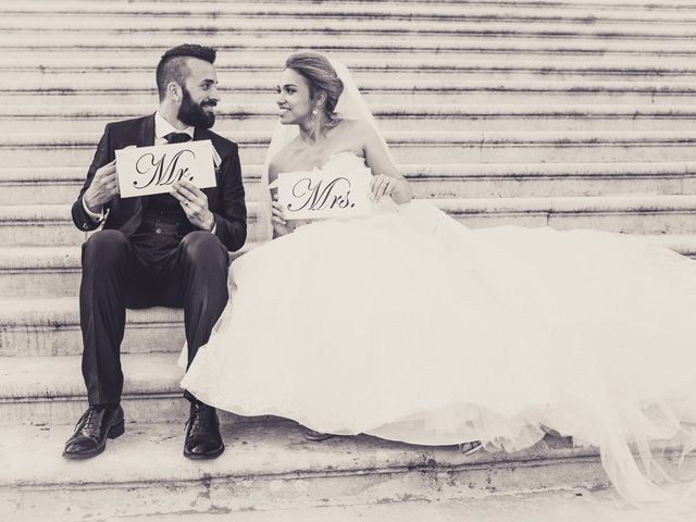 Il matrimonio di Marcello e Federica a Argenta, Ferrara 24