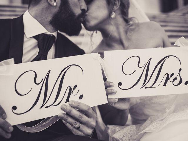 Il matrimonio di Marcello e Federica a Argenta, Ferrara 25