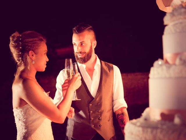 Il matrimonio di Marcello e Federica a Argenta, Ferrara 30