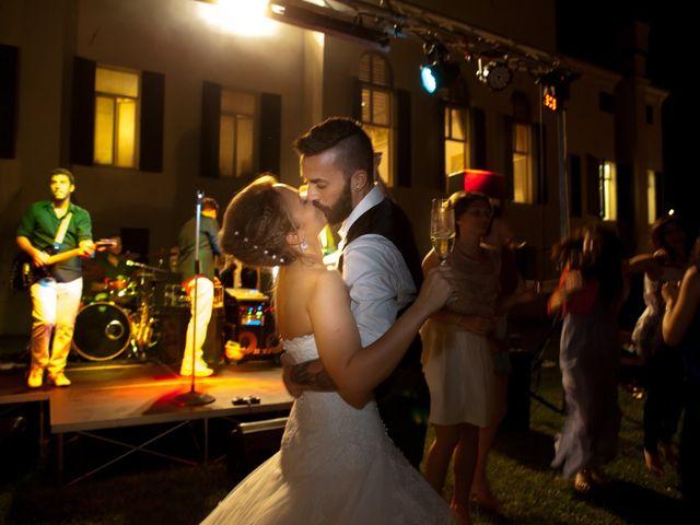 Il matrimonio di Marcello e Federica a Argenta, Ferrara 33