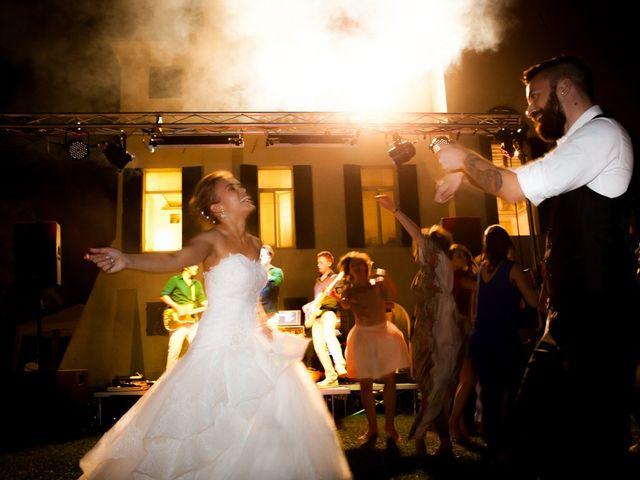 Il matrimonio di Marcello e Federica a Argenta, Ferrara 35