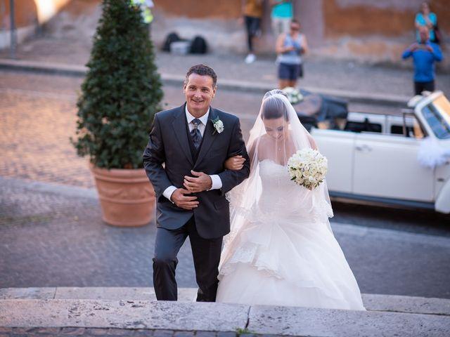 Il matrimonio di Gianmarco e Veronica a Roma, Roma 26