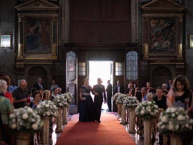 Il matrimonio di Gianmarco e Veronica a Roma, Roma 20