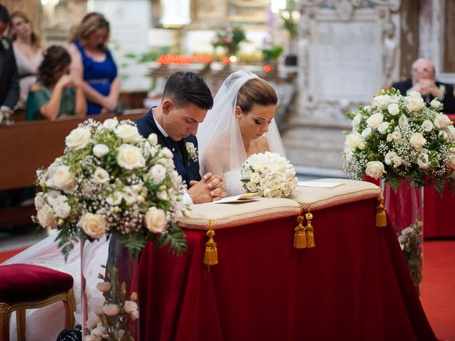 Il matrimonio di Gianmarco e Veronica a Roma, Roma 33