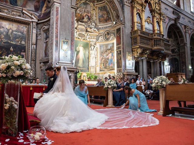 Il matrimonio di Gianmarco e Veronica a Roma, Roma 35