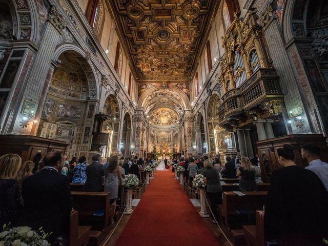 Il matrimonio di Gianmarco e Veronica a Roma, Roma 56