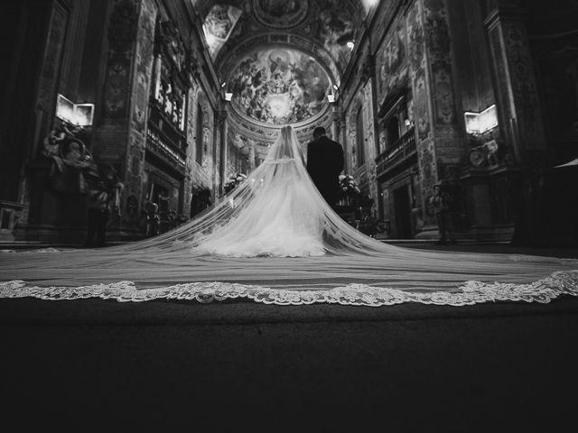 Il matrimonio di Gianmarco e Veronica a Roma, Roma 1
