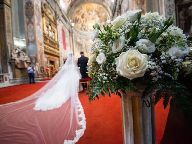 Il matrimonio di Gianmarco e Veronica a Roma, Roma 40
