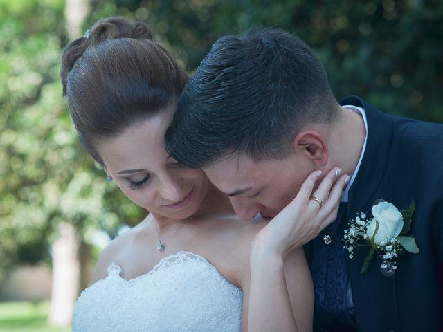 Il matrimonio di Gianmarco e Veronica a Roma, Roma 45