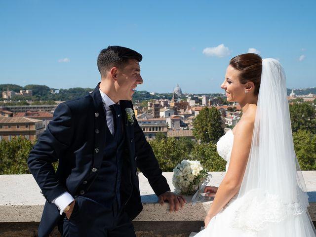 Il matrimonio di Gianmarco e Veronica a Roma, Roma 48