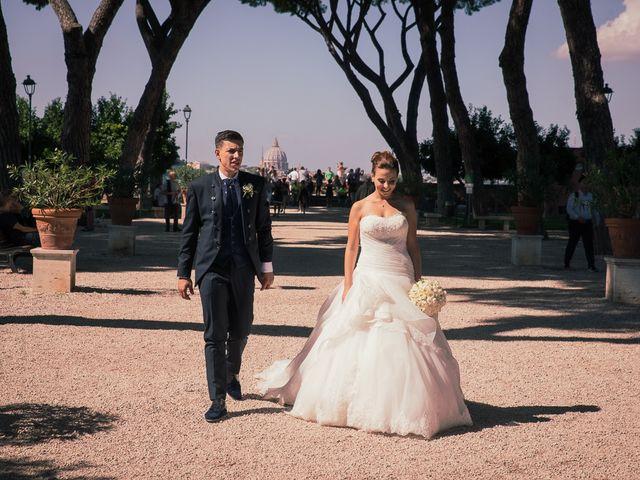 Il matrimonio di Gianmarco e Veronica a Roma, Roma 49