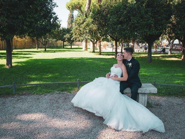 Il matrimonio di Gianmarco e Veronica a Roma, Roma 50