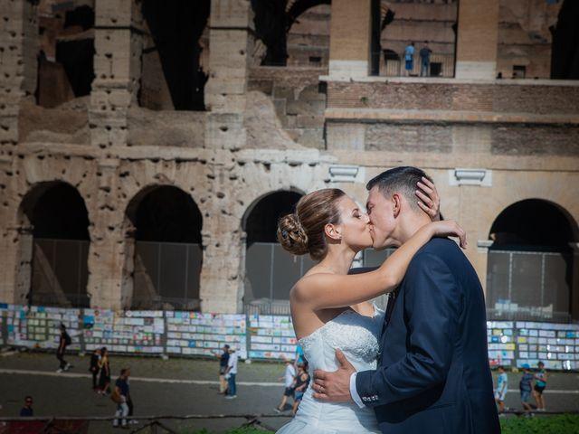 Il matrimonio di Gianmarco e Veronica a Roma, Roma 38