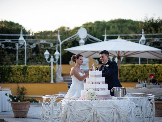 Il matrimonio di Gianmarco e Veronica a Roma, Roma 63