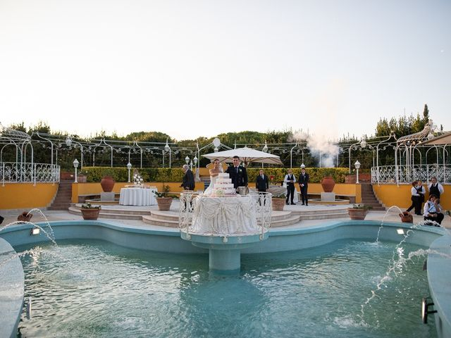 Il matrimonio di Gianmarco e Veronica a Roma, Roma 70