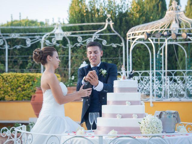 Il matrimonio di Gianmarco e Veronica a Roma, Roma 71