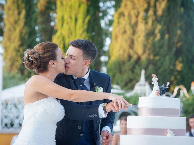 Il matrimonio di Gianmarco e Veronica a Roma, Roma 65
