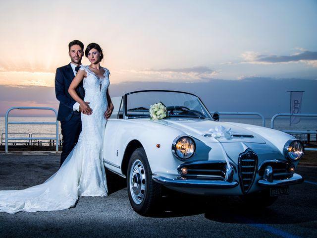 Le nozze di Floriana e Vincenzo
