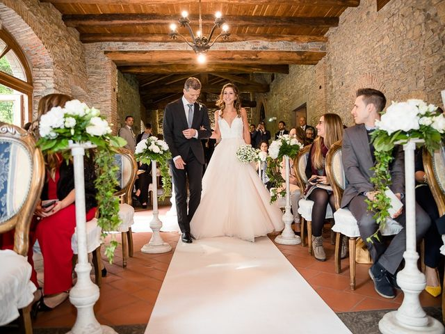 Il matrimonio di Davide e Clarissa a Bergamo, Bergamo 32