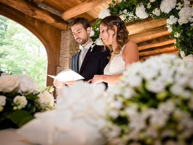Il matrimonio di Davide e Clarissa a Bergamo, Bergamo 34