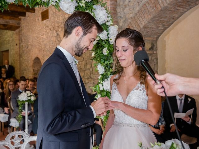 Il matrimonio di Davide e Clarissa a Bergamo, Bergamo 36