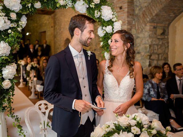 Il matrimonio di Davide e Clarissa a Bergamo, Bergamo 37