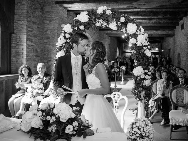 Il matrimonio di Davide e Clarissa a Bergamo, Bergamo 38